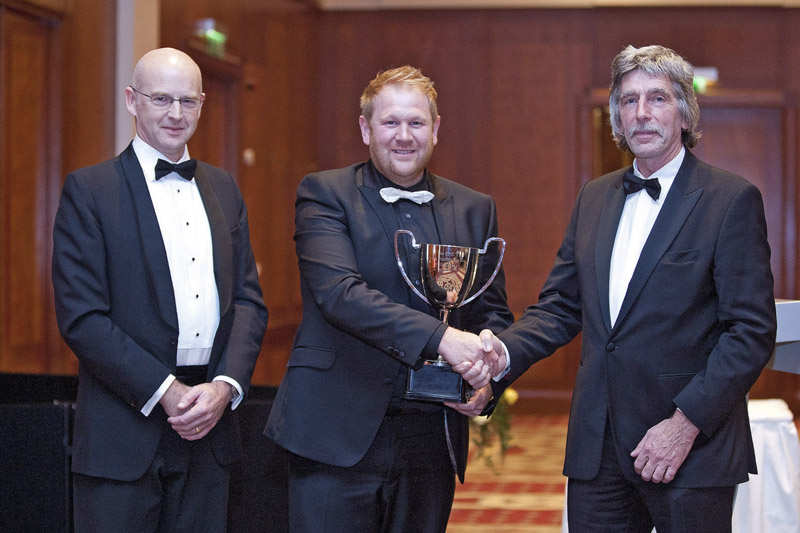 2015 Winner | Daniel Fairburn