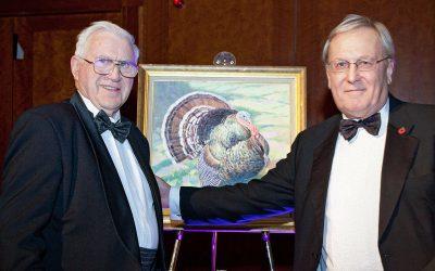 Lifetime Achievement Award  – Derek Kelly