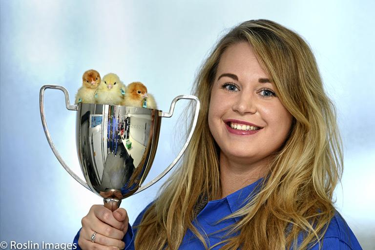 2017 Winner   Dr Jessica Martin