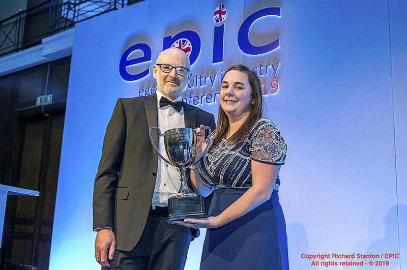 2019 Winner   Aimee Mahony