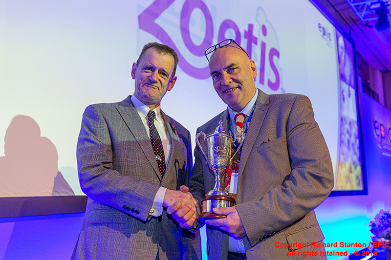 Steve Gill - EPIC Golf Competition Winner