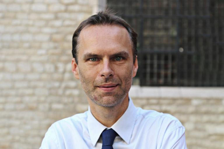 Professor Frédéric Leroy